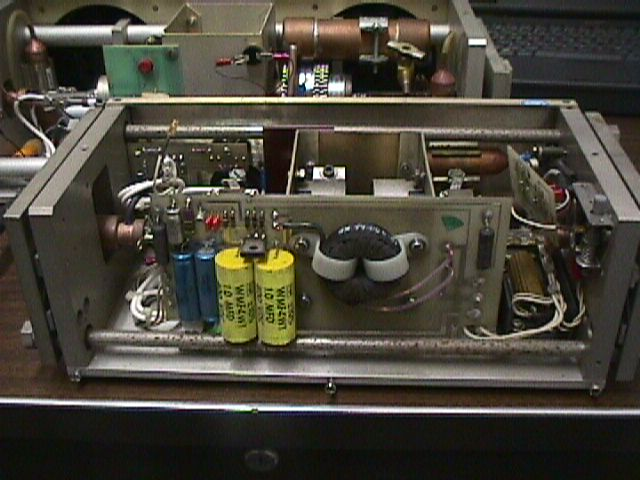 photos of american laser corporation lasers and power supplies